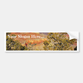 Grand Canyons Arizona 3 Bumper Sticker