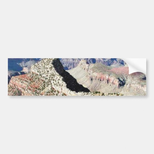Grand Canyons Cliffs 3 Bumper Stickers
