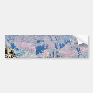 Grand Canyons Cliffs Hills Valleys 3 Bumper Stickers