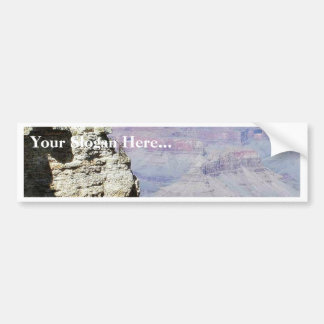 Grand Canyons Cliffs Tourists Bumper Stickers
