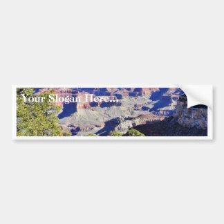 Grand Canyons Hills Bumper Sticker