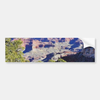 Grand Canyons Hills Bumper Stickers