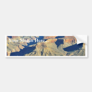 Grand Canyons Overlook Bumper Stickers