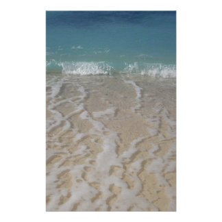 Grand Cayman Beach Personalised Stationery