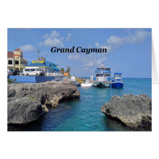 Grand Cayman Card