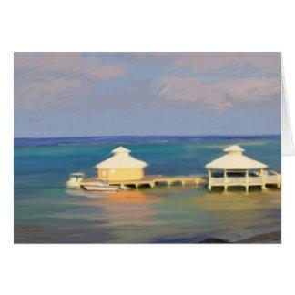 Grand Cayman Card