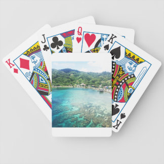 Grand Cayman Coral Reef Bicycle Playing Cards
