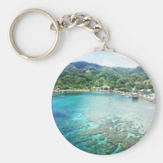 Grand Cayman Coral Reef Key Ring