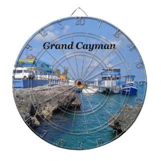 Grand Cayman Dartboard