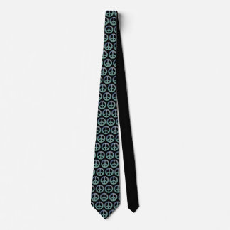Grand Cayman Peace Sign Tie