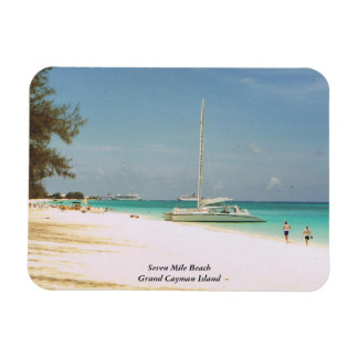 Grand Cayman Photo Magnet