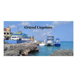 Grand Cayman Picture Card