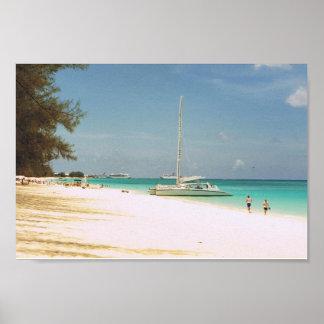 Grand Cayman Poster