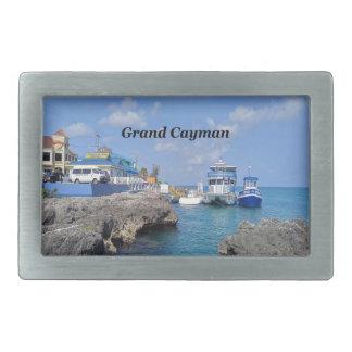 Grand Cayman Rectangular Belt Buckles