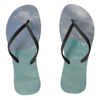 Grand Cayman Waves Flip Flops