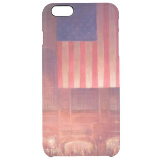 Grand Central Station Clear iPhone 6 Plus Case