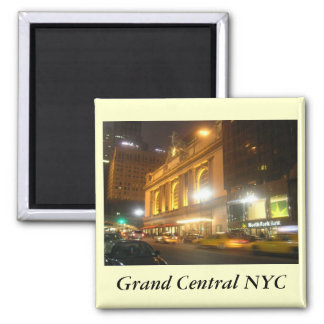 Grand Central Station, NYC Magnet