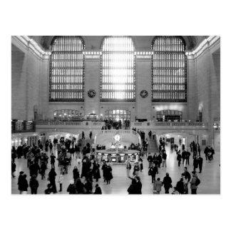 Grand Central Station Postcard