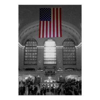 Grand Central Station Poster