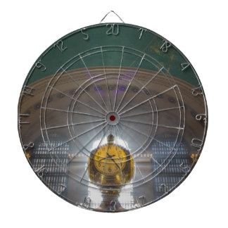 Grand Central Terminal Clock Dartboard