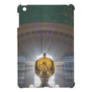 Grand Central Terminal Clock iPad Mini Cover