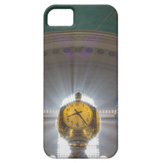Grand Central Terminal Clock iPhone 5 Case
