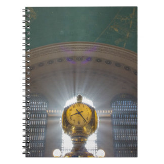 Grand Central Terminal Clock Notebooks