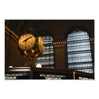 Grand Central Terminal New York City Architecture Photo Print