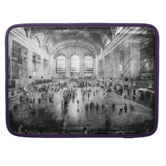 Grand Central Terminal Sleeve For MacBooks