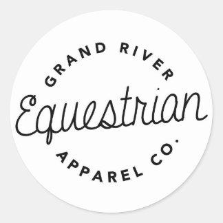 Grand Classic Sticker