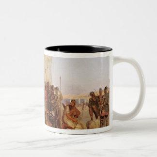 Grand Duke Oleg Nailing Two-Tone Coffee Mug
