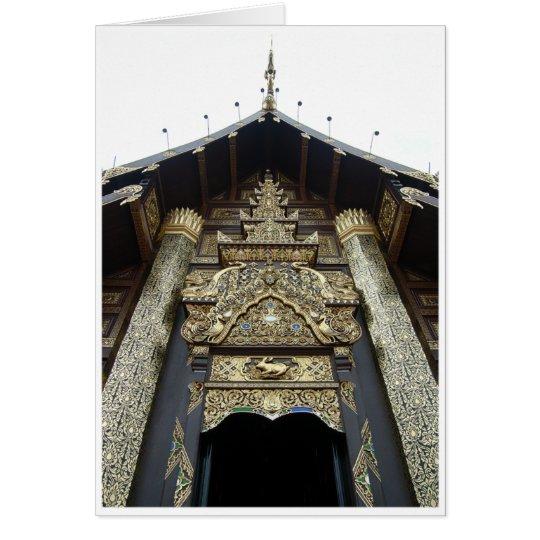 Grand Entrance Card