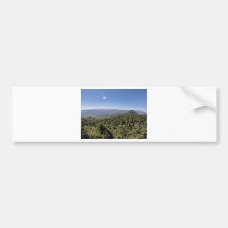 Grand father mountain bumper sticker