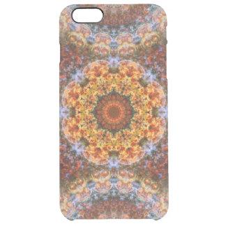 Grand Galactic Alignment Mandala Clear iPhone 6 Plus Case