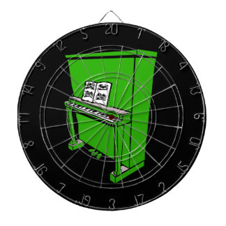grand green upright piano with music.png dartboards