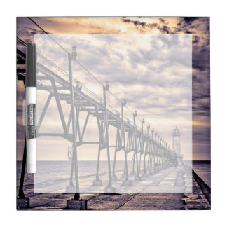 Grand Haven lighthouse and pier, Grand Haven Dry-Erase Whiteboards