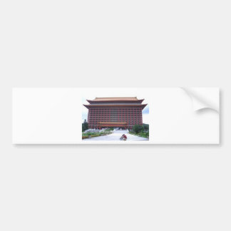 Grand Hotel, Taipei Bumper Stickers