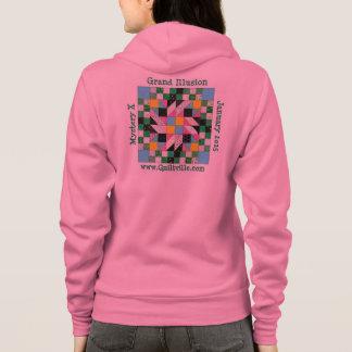 Grand illusion hoodie