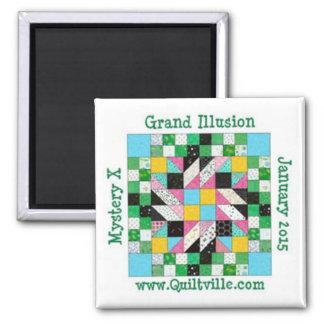 Grand Illusion Magnet