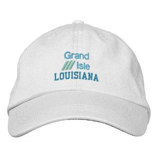 GRAND ISLE cap
