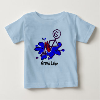 Grand Lake T-Shirts for Toddlers
