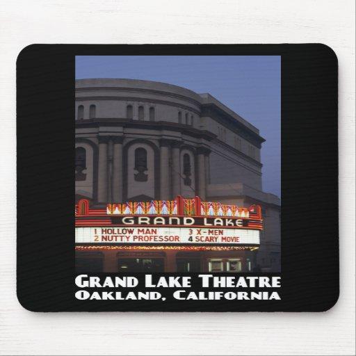 Grand Lake Theatre mousepad