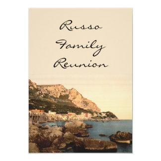 Grand Marina, Island of Capri, Campania, Italy Card