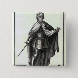 Grand Master of the Teutonic Order 15 Cm Square Badge