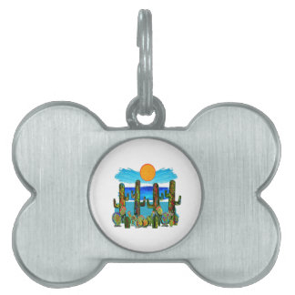 GRAND MOMENT PET ID TAG