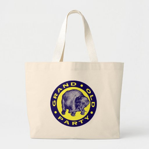 Grand Old Party Tote Bag