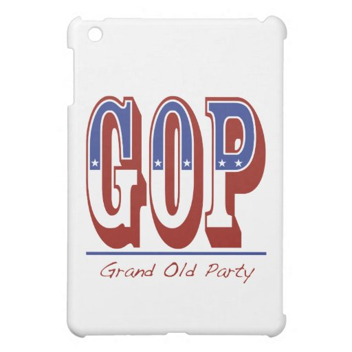 Grand Old Party iPad Mini Covers