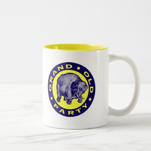 Grand Old Party Mugs
