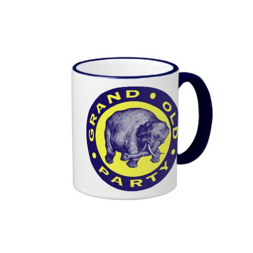 Grand Old Party Coffee Mug