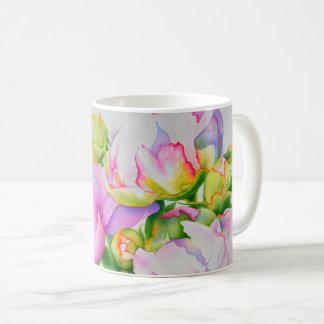Grand Peony Coffee Mug